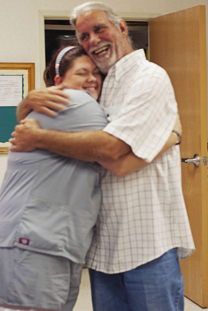 Greenhurst hug